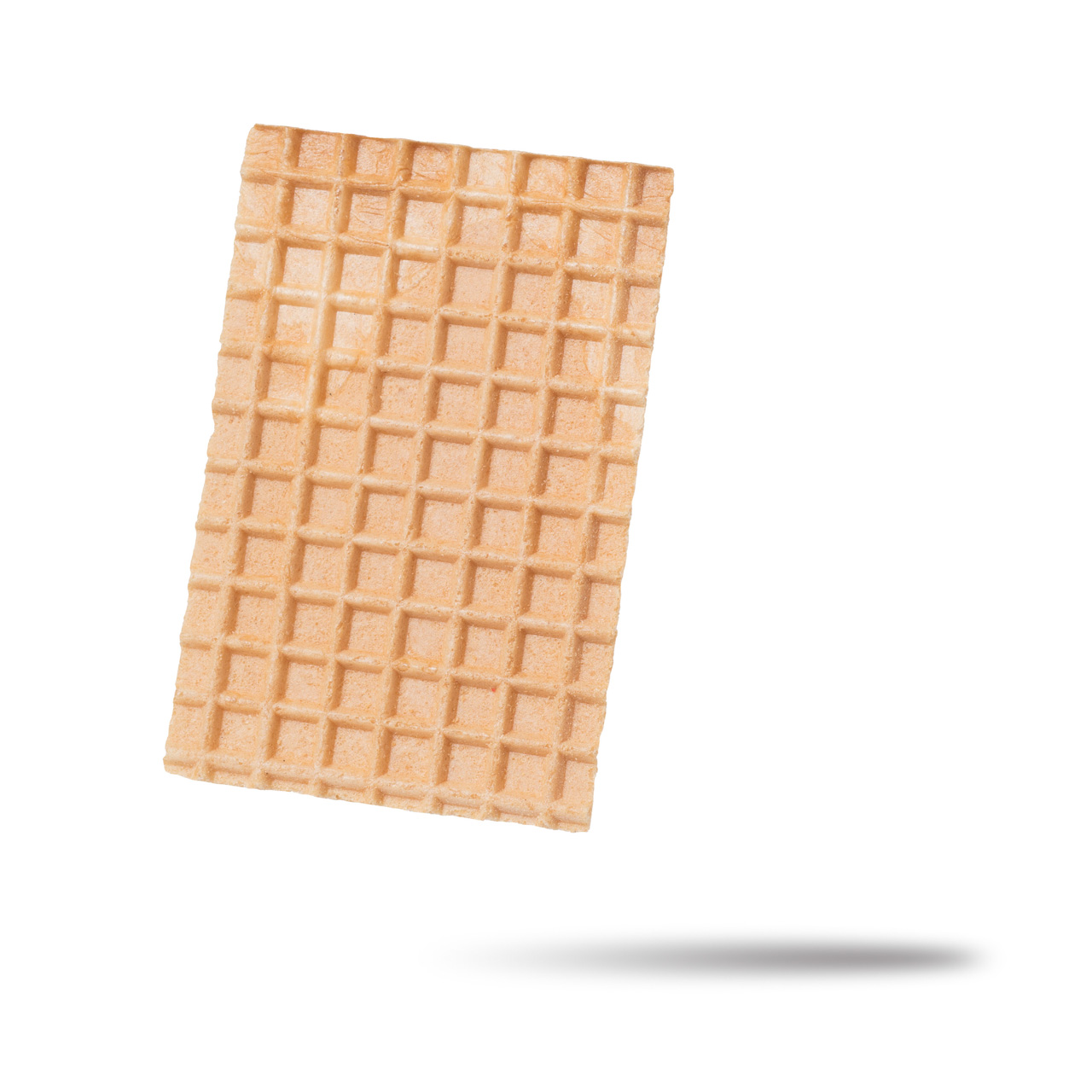Squared wafers